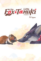 The Fox & Little Tanuki