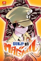 Gunjō no Magmell