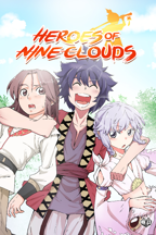 Heroes Of Nine Clouds