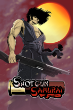 Shotgun Samurai