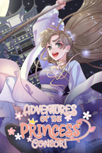 Adventures Of The Princess Consort