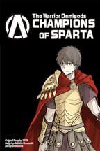 The Warrior Demigods, Champions of Sparta