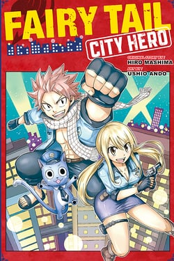 Fairy Tail: City Hero thumbnail