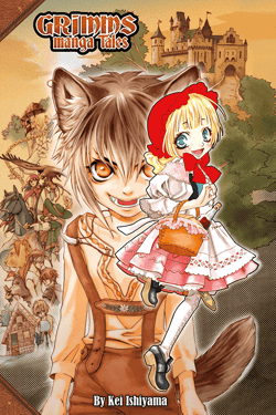 Grimms Manga Tales thumbnail