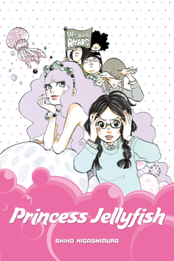 Princess Jellyfish thumbnail