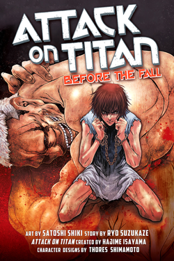 Attack on Titan: Before The Fall thumbnail