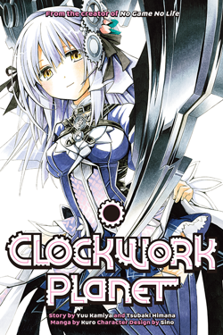 Clockwork Planet thumbnail