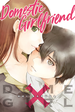 Domestic Girlfriend thumbnail