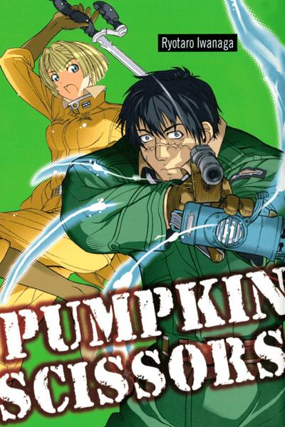 Pumpkin Scissors thumbnail