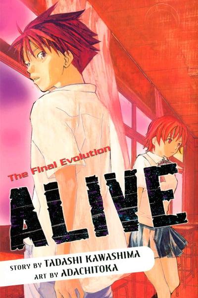 Alive - The Final Evolution thumbnail