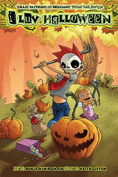 I Luv Halloween  thumbnail