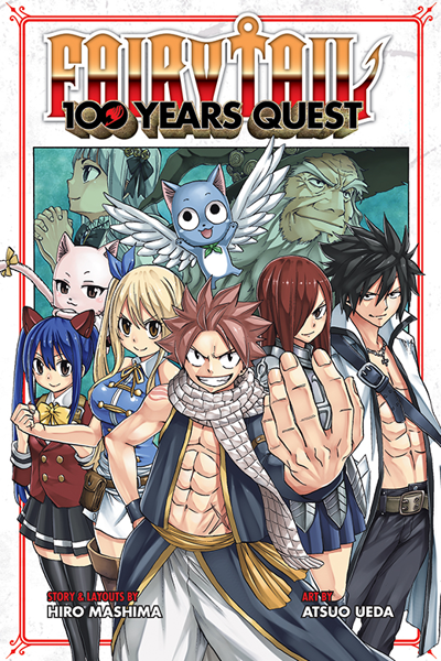 Fairy Tail: 100 Years Quest thumbnail