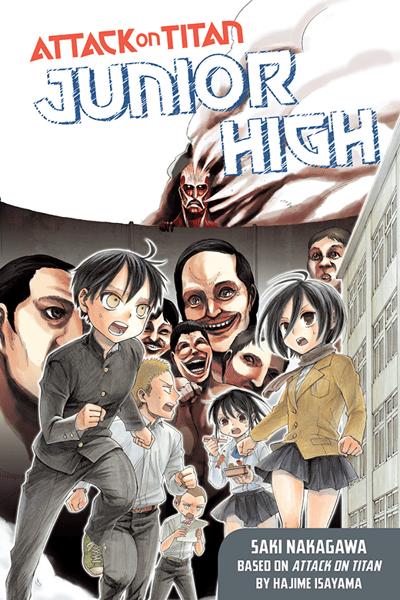 Attack on Titan: Junior High thumbnail