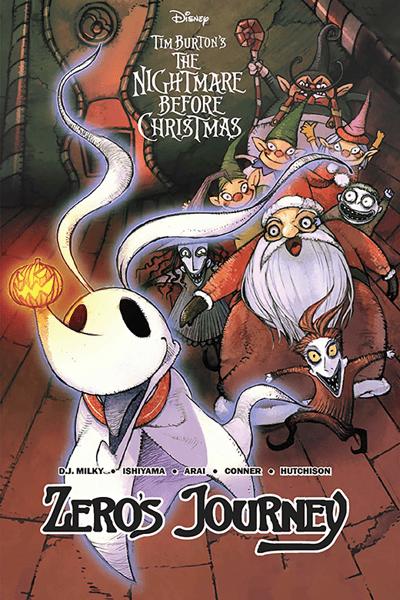 The Nightmare Before Christmas — Zero's Journey thumbnail