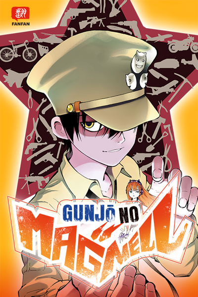 Gunjō no Magmell thumbnail