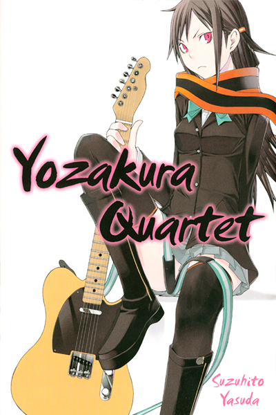 Yozakura Quartet thumbnail