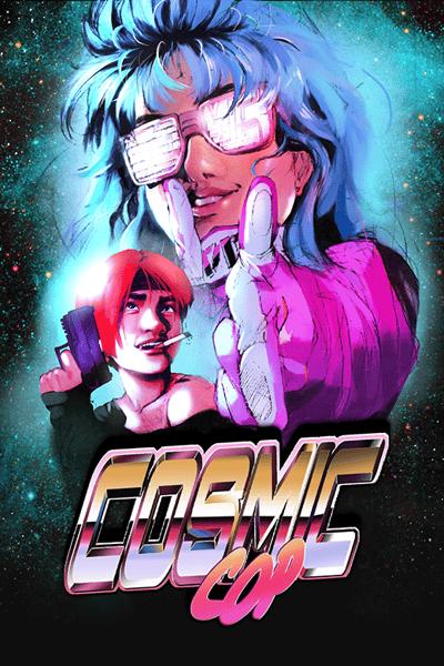 Cosmic Cop thumbnail