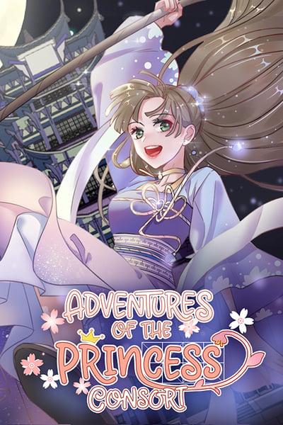 Adventures Of The Princess Consort thumbnail