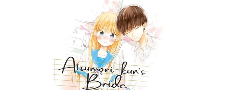 Atsumori-kun's Bride-to-Be banner