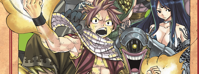 Fairy Tail banner