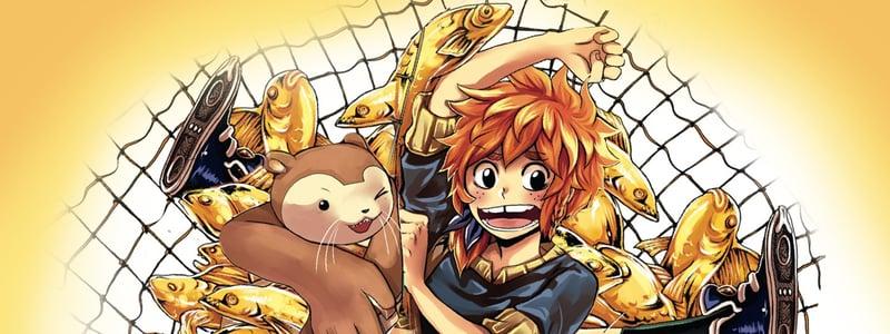 Goldfisch banner