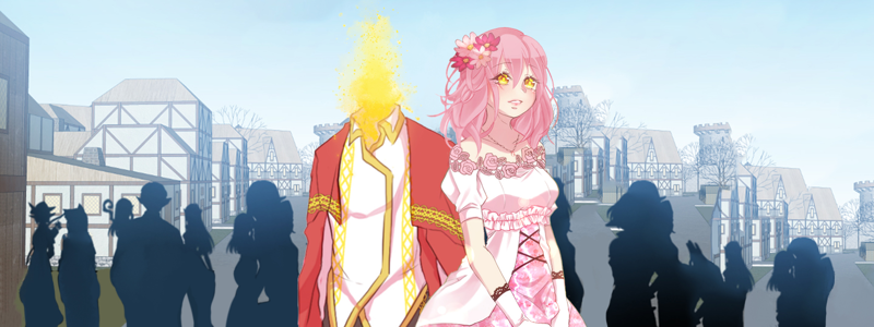 Spring for the Headless Prince banner