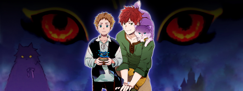 The Treasure of the King and the Cat banner